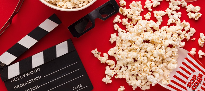 Reel Them in With These 5 Cinematic Promo Products