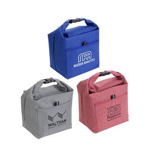 Insulated Oxford Lunch Tote Bag